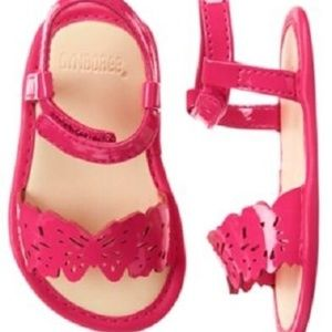 Gymboree Baby Girl Sandals Size 01 NEW!